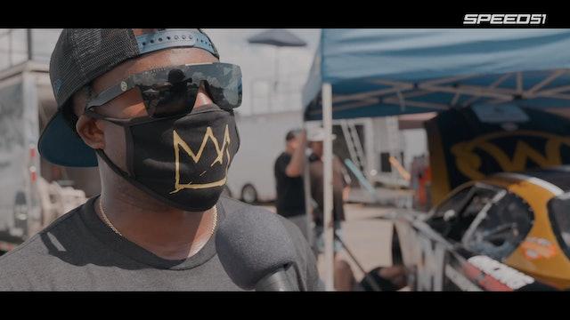 """Dylan """"Mamba"""" Smith Makes First SLM Start - Racer Vlog"""