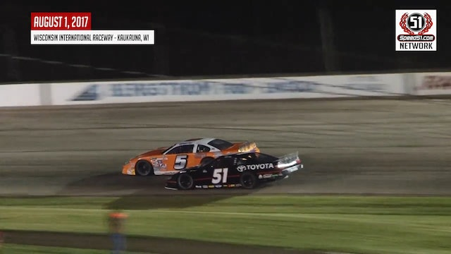 Wisconsin - ARCA Midwest Tour - Dixieland 250 - Highlights - August 1, 2017