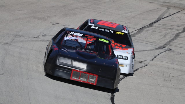 10.30.21 - All American 400 - Saturday Qualifying & Features