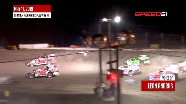 Dirt Modifieds at Thunder Mountain - ...
