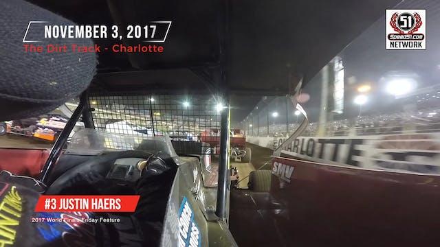 2017 DIRTcar World Finals - Justin Ha...