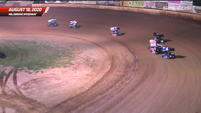 Box Stock B-Main Highlights - Millbri...