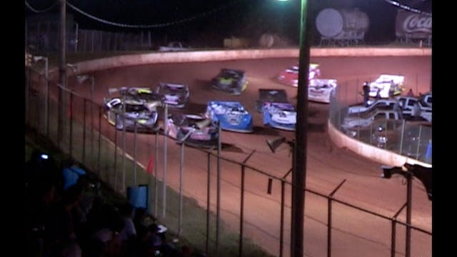 602 Crate Late Models at Laurens Coun...