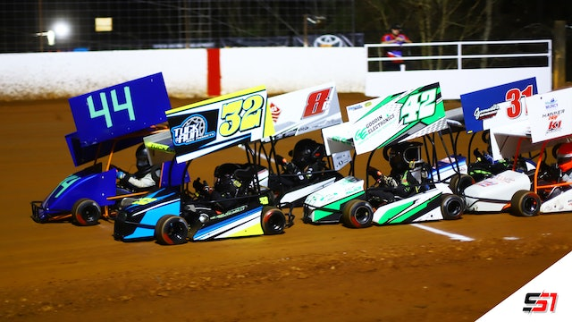 Millbridge Speedway - Race Replay - Sep. 22, 2020