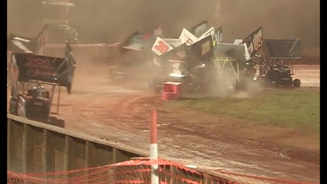 Iredell County Fair - Open Karts - Hi...