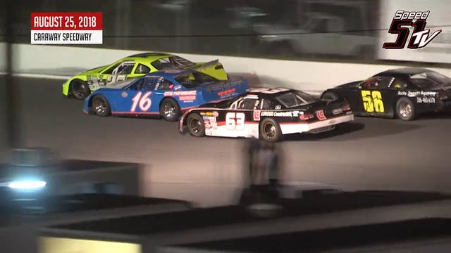 Limited Late Models - Caraway Speedwa...