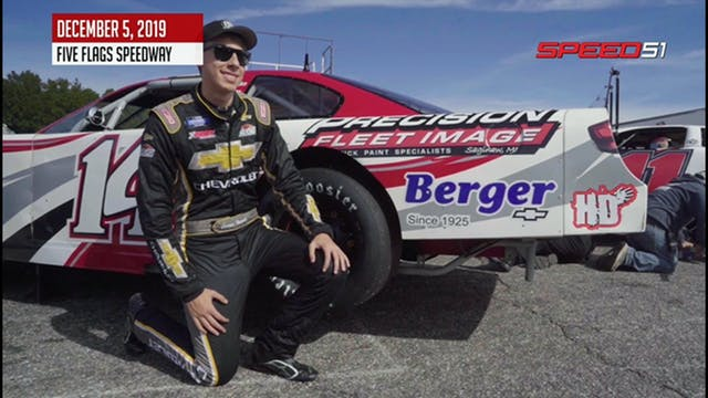 Carson Hocevar at Snowball Derby - On...