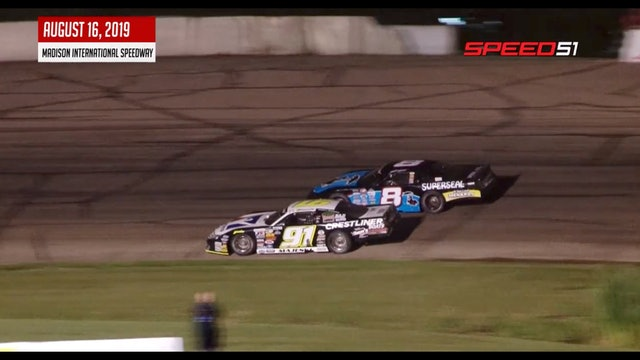 ARCA Midwest Tour Howie Lettow Classic at Madison - Highlights - Aug. 16, 2019