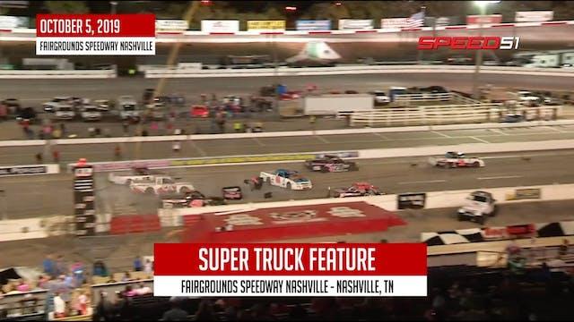 Super Trucks at Nashville - Highlight...