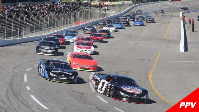 PPV 36th All-American 400 Sunday at Nashville
