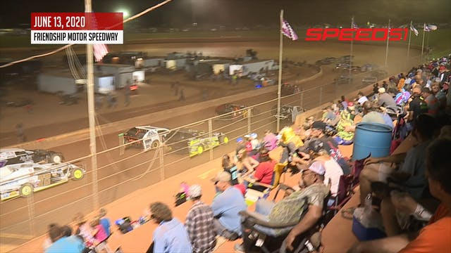 602 Modifieds at Friendship - Highlig...