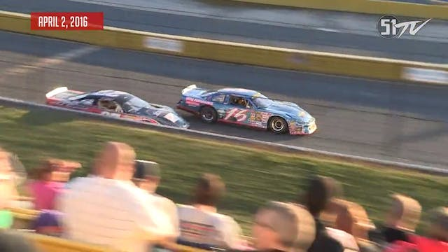 MARS Limited Late Models at Concord -...