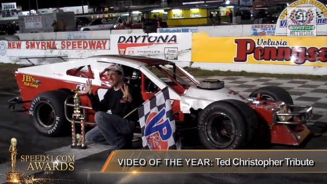 2018 Speed51 Awards - VOTY: #16 - Ted Christopher Tribute