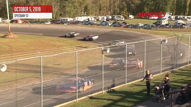 Fall Brawl 151 at Speedway 51 - Highl...