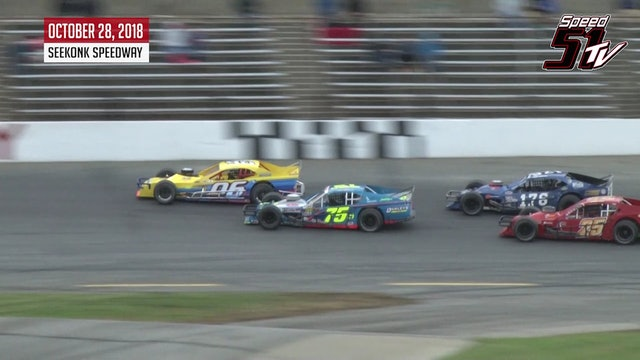 Tri-Track Mods Seekonk 10-28-18 - Highlights