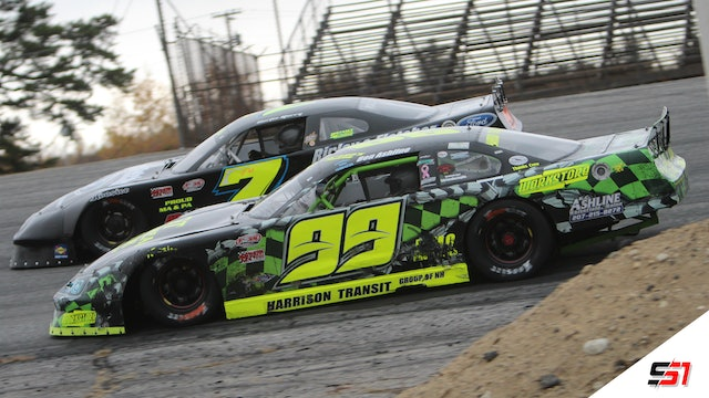 PASS Super Late Models at Oxford - Replay - July 11, 2021
