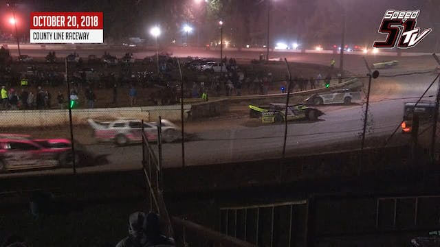 FUEL Super Late Models - County Line ...