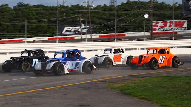 Local Racing at Nashville Fairgrounds...
