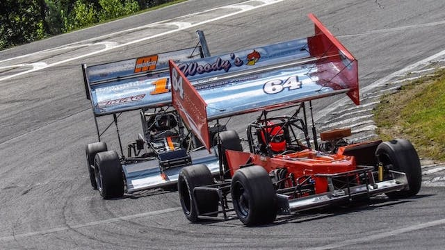 350 Supermodifieds Mayor's Cup at Sta...