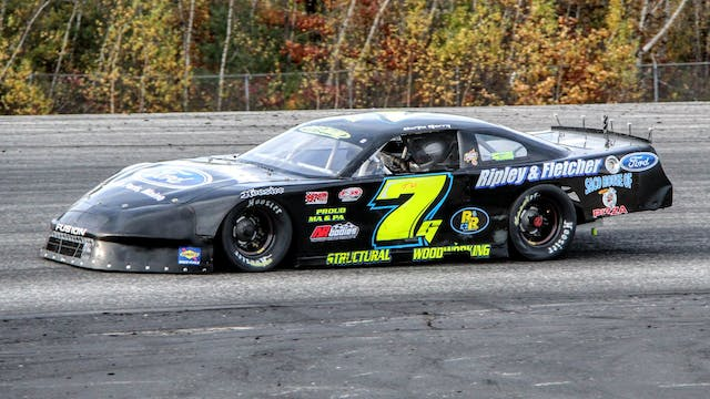 PASS Super Late Models at Oxford - Re...