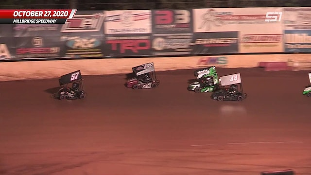 Beginner A-Main at Millbridge - Highlights - Oct. 27, 2020