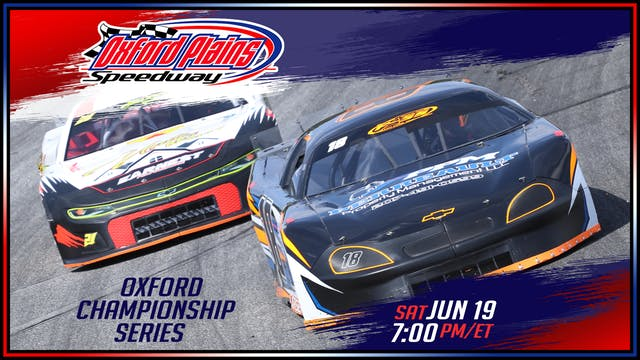 Super Late Models at Oxford - Replay ...