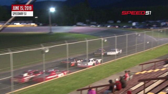 Granite State Pro Stock Series at Speedway 51 - Highlights - June 15, 2019