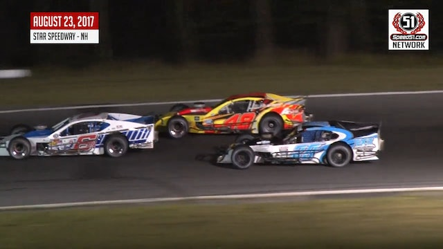Star - Tri-Track Modifieds - Highlights - August 23, 2017