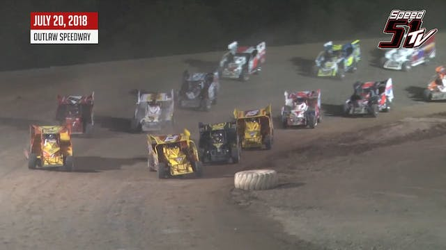 Big Block Modifieds at Outlaw - Highl...