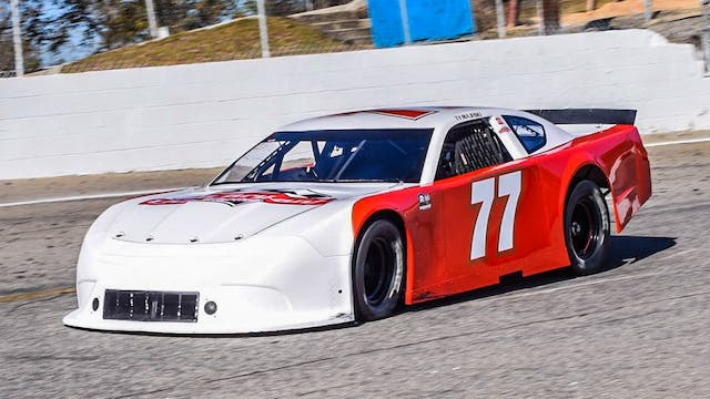 Late Model Stock Cars at Florence - I...