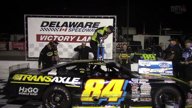 APC United Late Models at Delaware - Highlights - Sept. 14, 2019