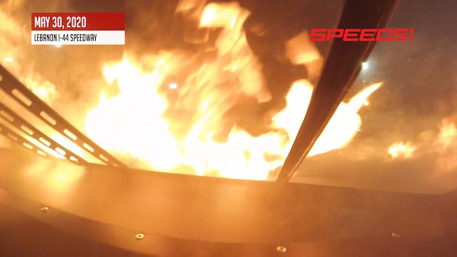 """Augie Grill """"Flares Up"""" at Show Me Showdown - In Car Video"""