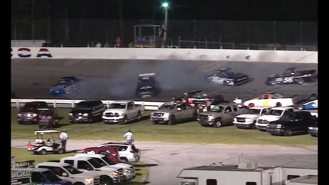 Pro Trucks at Five Flags - Highlights...