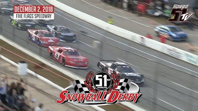 2018 Snowball Derby - Race in 60