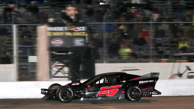 Icebreaker Open Modified 125 at Thompson - Highlights - April 10, 2021