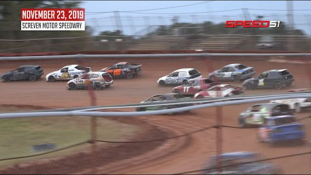 SCDRA Compacts at Screven - Highlight...