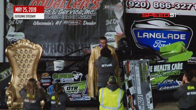 Dirt Kings Tour at Outagamie - Highli...