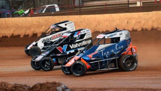 Carolina Midget Showdown Race #1 at M...