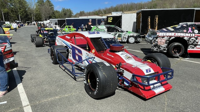 Tri-Track Open Modified Series at Monadnock - Highlights - May 1, 2021