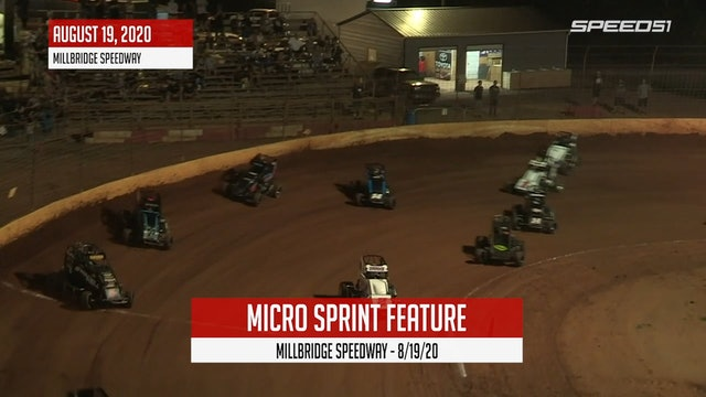 Wingless Micros at Millbridge - Highlights - Aug. 19, 2020