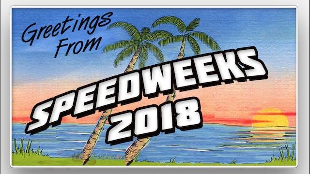 2018 Speedweeks - Racers Favorite Mom...