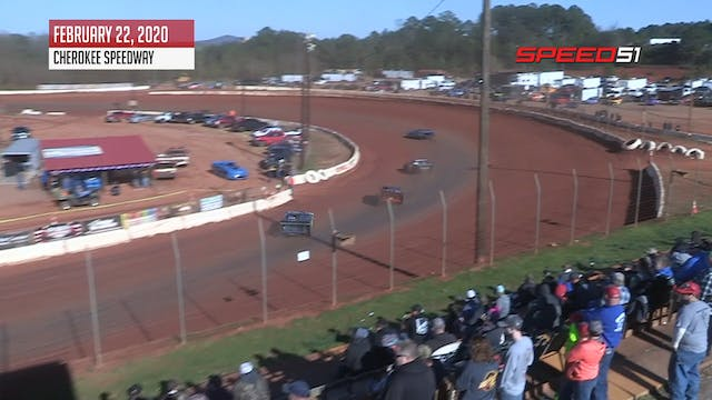 Stock 4's at Cherokee - Highlights - ...