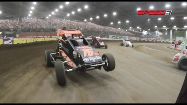 34th Annual Chili Bowl - On Boards - ...