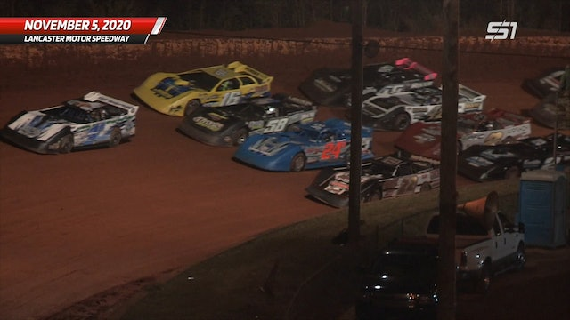 ULTIMATE Super Late Models at Lancaster - Highlights - Nov. 6, 2020