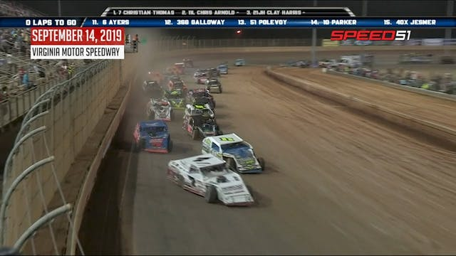 Dirt Cup Challenge Modifieds at Virgi...
