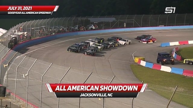 All American Showdown at Goodyear All American Speedway - Highlights - July 31, 2021
