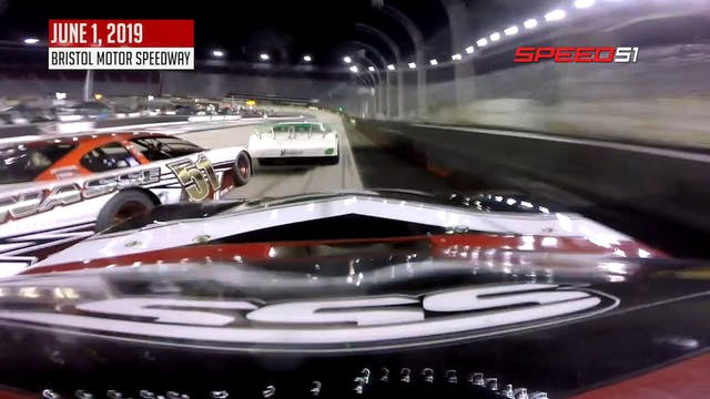 Casey Roderick On-Board at Bristol - ...