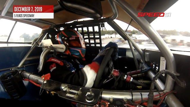 David Rogers, Snowball Derby LCQ at F...