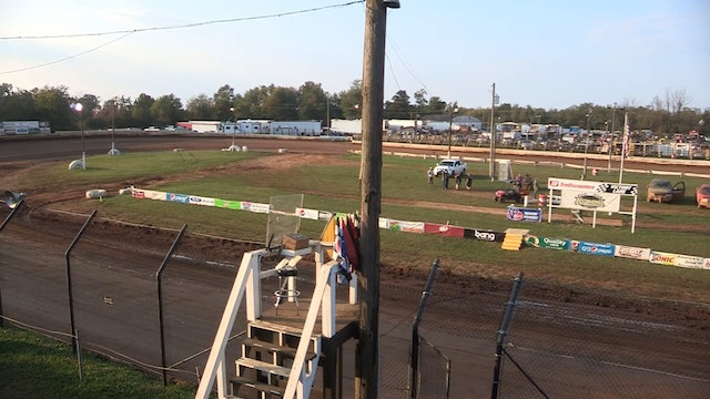 10.9.21 - ULTIMATE Butterball Memorial at Richmond (KY) - Night 2 - Replay - Pt1