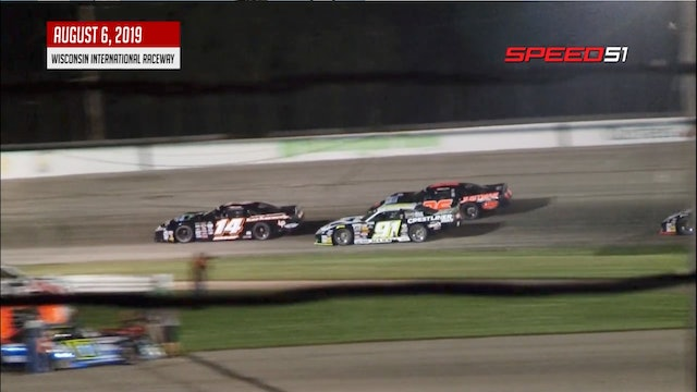 ARCA Midwest Tour Dixieland 250 at Wisconsin - Highlights - Aug. 6, 2019